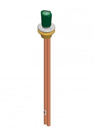 Comando a distanza - tubi Ø12x1 - acqua