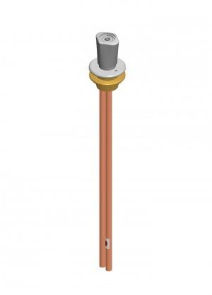 Comando a distanza - tubi Ø10x1 - vuoto
