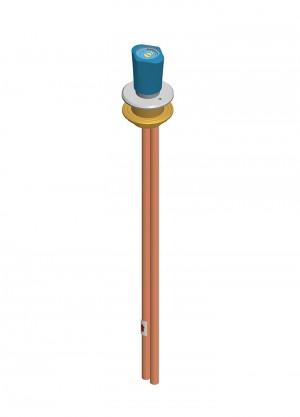 Comando a distanza - tubi Ø10x1 - aria compressa