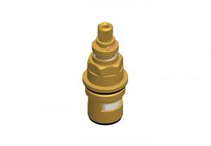 Vitone per gas gruppo 2000 chiusura ceramica - scatto di sicurezza